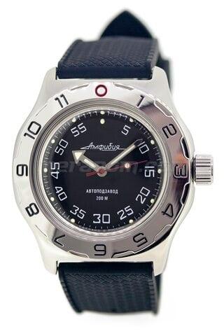Vostok Watch Amphibian Classic 100654s