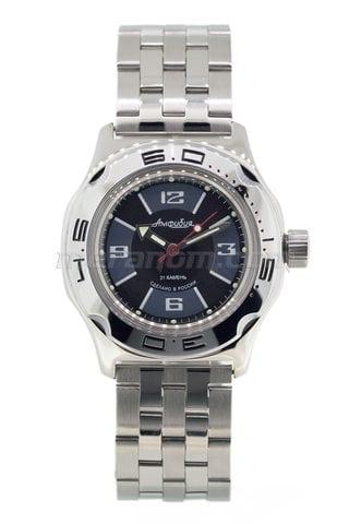 Vostok relojes  Amphibian Clásico 100510