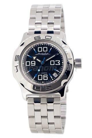 Vostok relojes  Amphibian Clásico 100844