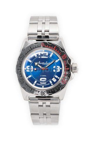 Vostok Watch Amphibian Classic 110902