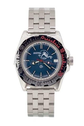 Vostok relojes  Amphibian Clásico 110059