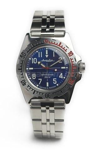 Часы Восток Амфибия Классика 110648