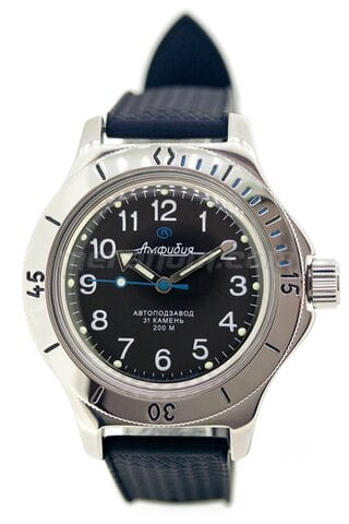 Vostok relojes  Amphibian Clásico 120811s