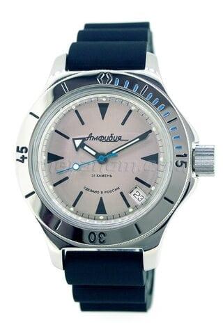 Vostok(Wostok) Uhr Amphibian Klassik 120849