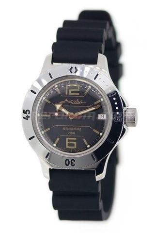 Vostok relojes  Amphibian Clásico 120697