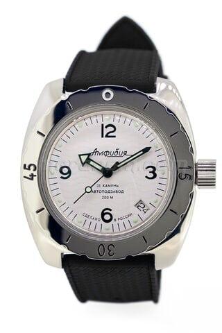Vostok(Wostok) Uhr Amphibian Klassik 150349s