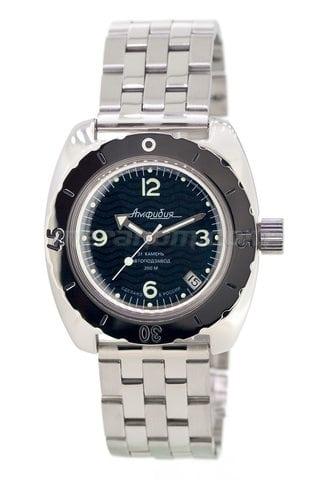 Vostok relojes  Amphibian Clásico 150344