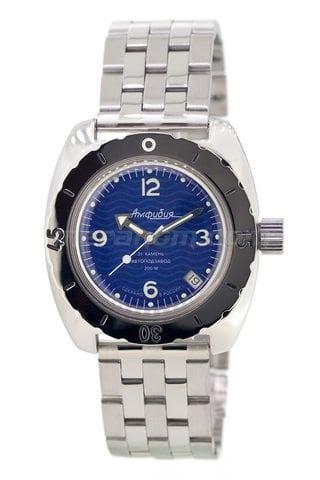 Часы Восток Амфибия Классика 150346
