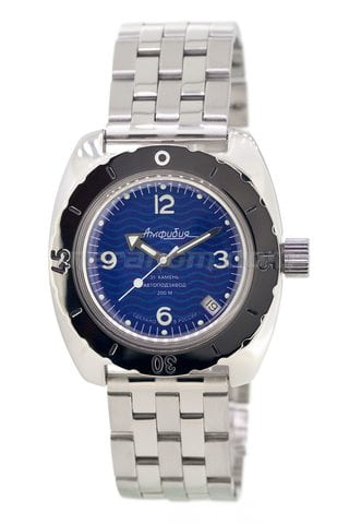 Vostok Watch Amphibian Classic 150346