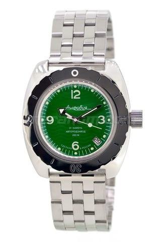 Часы Восток Амфибия Классика 150348