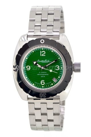 Vostok Watch Amphibian Classic 150348