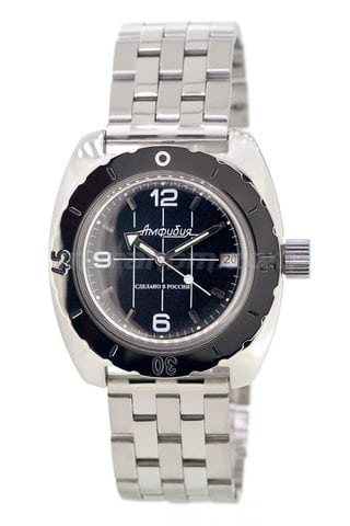 Часы Восток Амфибия Классика 150375