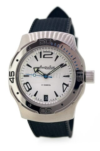 Vostok(Wostok) Uhr Amphibian Klassik 160273s