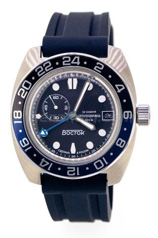 Vostok(Wostok) Uhr Amphibian Klassik 170863