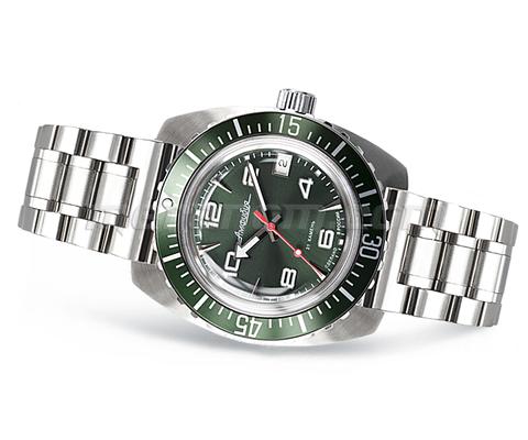 Vostok relojes  Amphibian Clásico 170893
