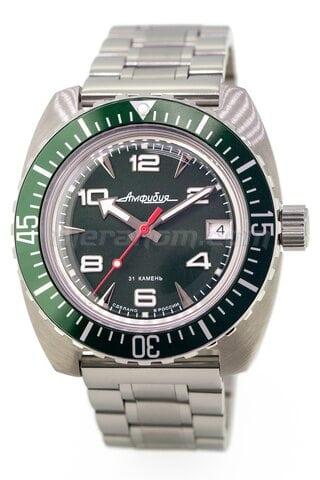 Часы Восток Амфибия Классика 170893