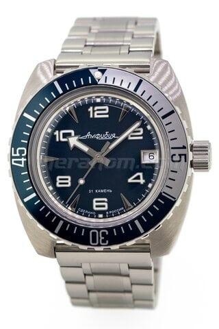 Vostok(Wostok) Uhr Amphibian Klassik 170894