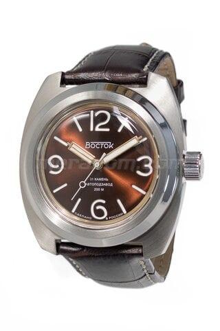 Vostok relojes  Amphibian Clásico 170963