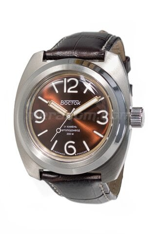 Vostok(Wostok) Uhr Amphibian Klassik 170963
