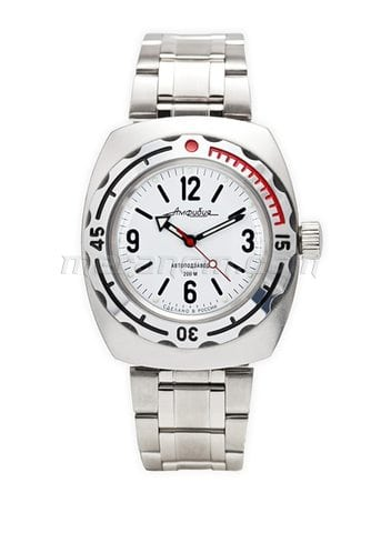 Vostok Watch Amphibian Classic 090486M
