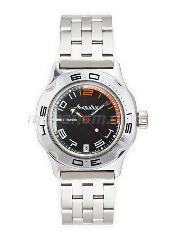 Vostok(Wostok) Uhr Amphibian Klassik 100474