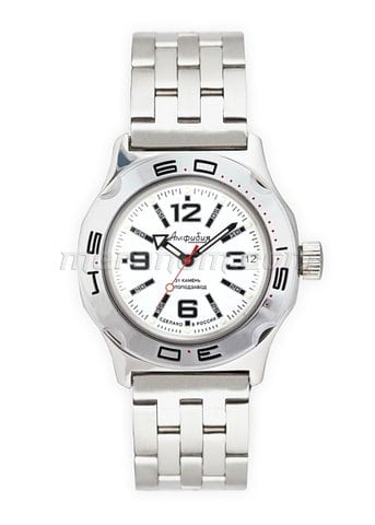 Vostok Watch Amphibian Classic 100485