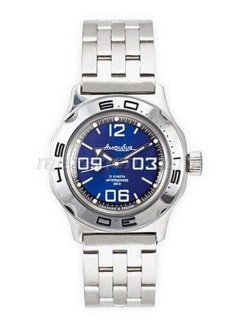 Vostok Watch Amphibian Classic 100815