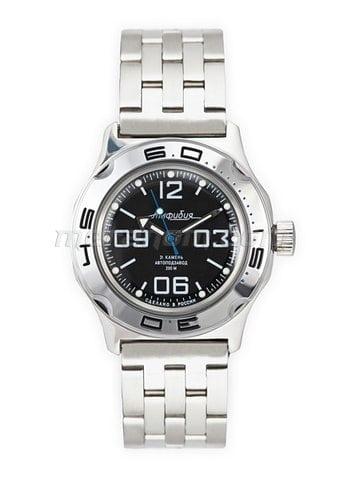 Часы Восток Амфибия Классика 100819