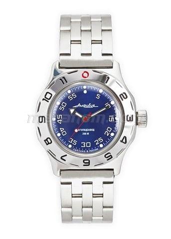 Часы Восток Амфибия Классика 100824