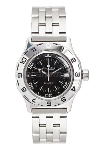 Часы Восток Амфибия Классика 100845
