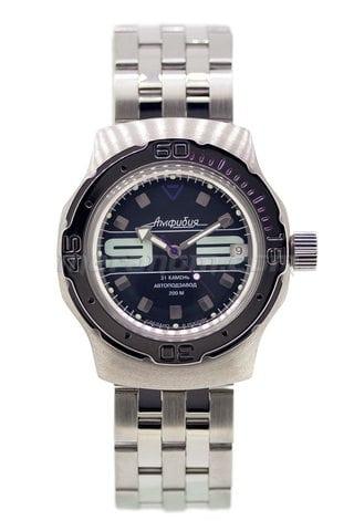 Vostok(Wostok) Uhr Amphibian Klassik 160558