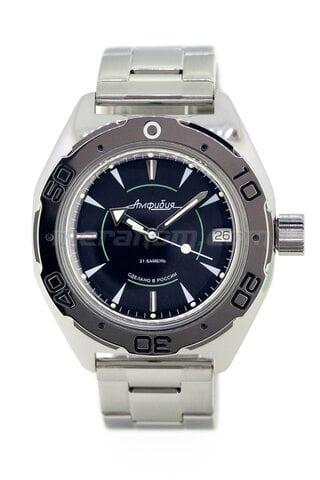 Vostok(Wostok) Uhr Amphibian Klassik 670923B