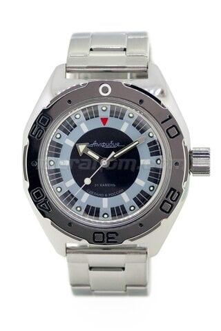 Vostok(Wostok) Uhr Amphibian Klassik 670927B