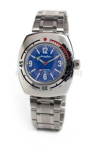 Vostok Watch Amphibian Classic 090659M