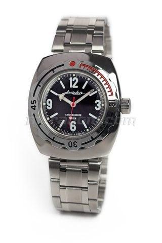 Vostok relojes  Amphibian Clásico 090660