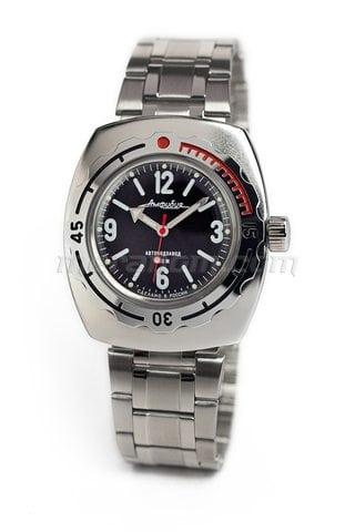Vostok Watch Amphibian Classic 090660M