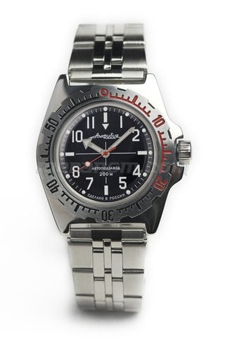Vostok(Wostok) Uhr Amphibian Klassik 110647
