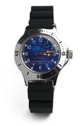 Vostok Watch Amphibian Classic 120656