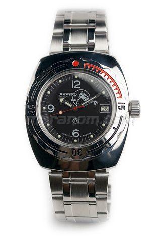 Vostok Watch Amphibian Classic 090634