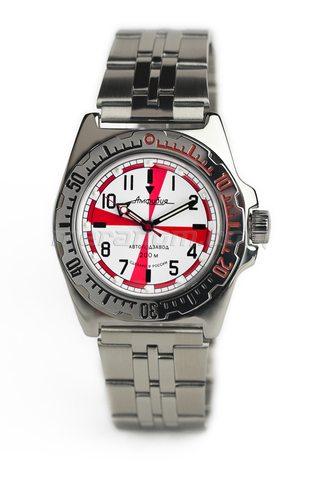 Vostok Watch Amphibian Classic 110750