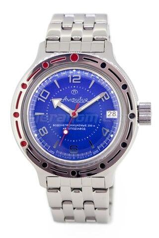 Vostok relojes  Amphibian Clásico 420007