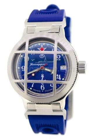 Vostok relojes  Amphibian Clásico 420289