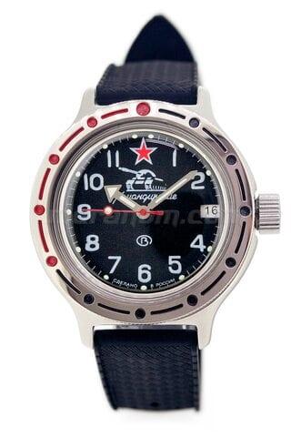 Vostok relojes  Amphibian Clásico 420306s