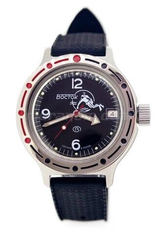 Часы Восток Амфибия Классика 420634s