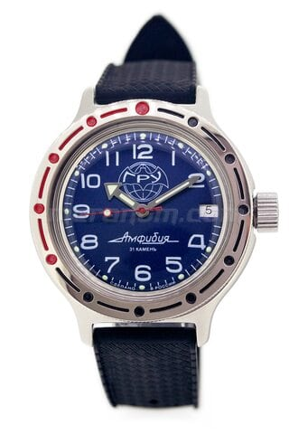 Vostok relojes  Amphibian Clásico 420866s