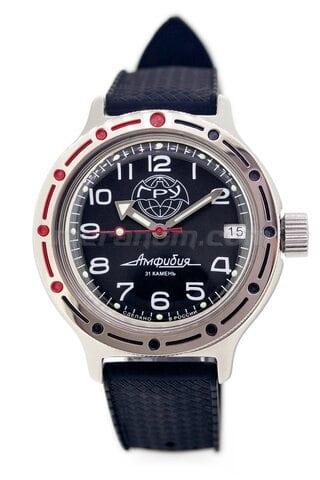 Vostok relojes  Amphibian Clásico 420867s