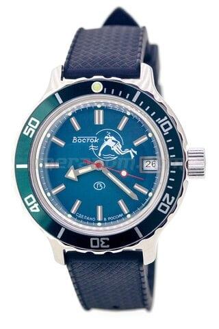 Vostok(Wostok) Uhr Amphibian Klassik 2414/420059