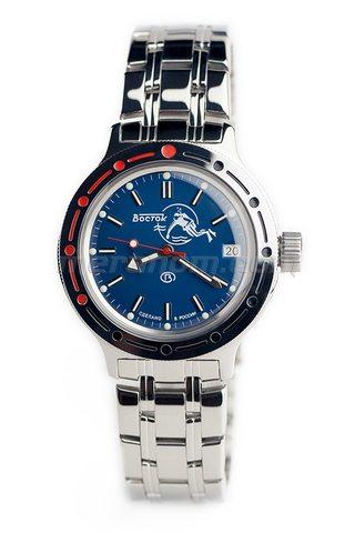 Vostok(Wostok) Uhr Amphibian Klassik 420059
