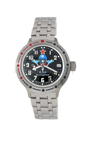 Vostok(Wostok) Uhr Amphibian Klassik 420288