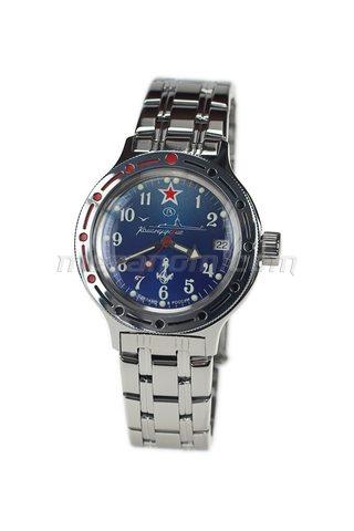Vostok Watch Amphibian Classic 420289